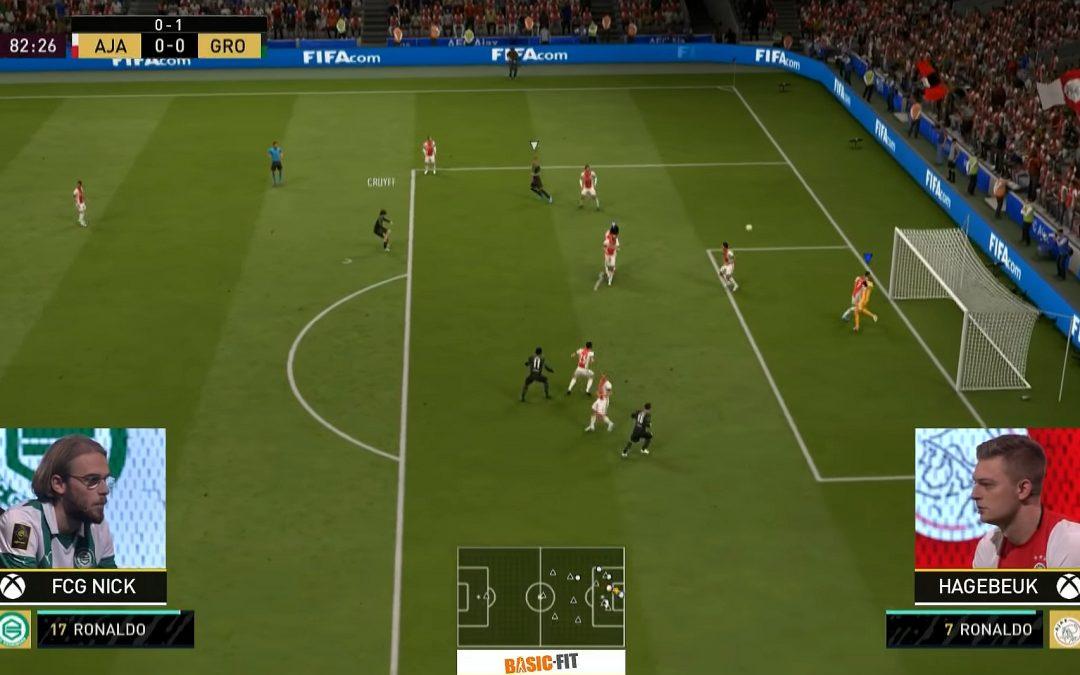 Freistoß-Glitch bei FIFA20: Tor eines Groningers sorgt für Aufsehen im Internet