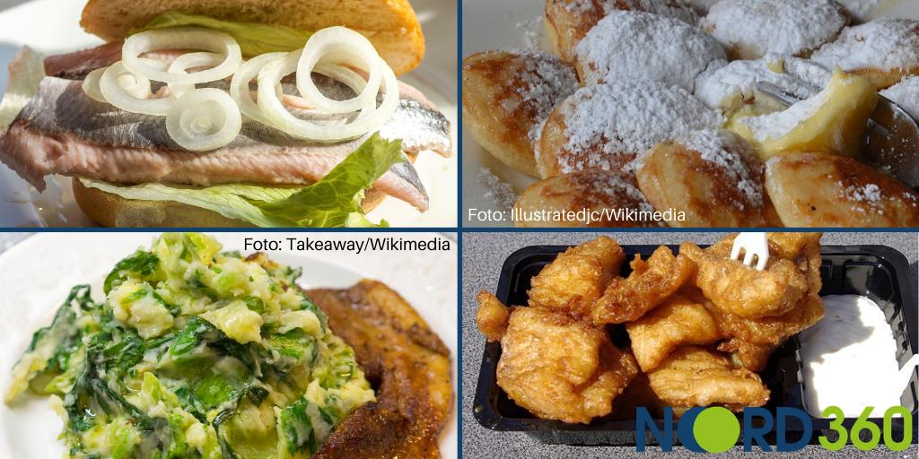 Niederländische Küche: Was unseren Nachbarn schmeckt