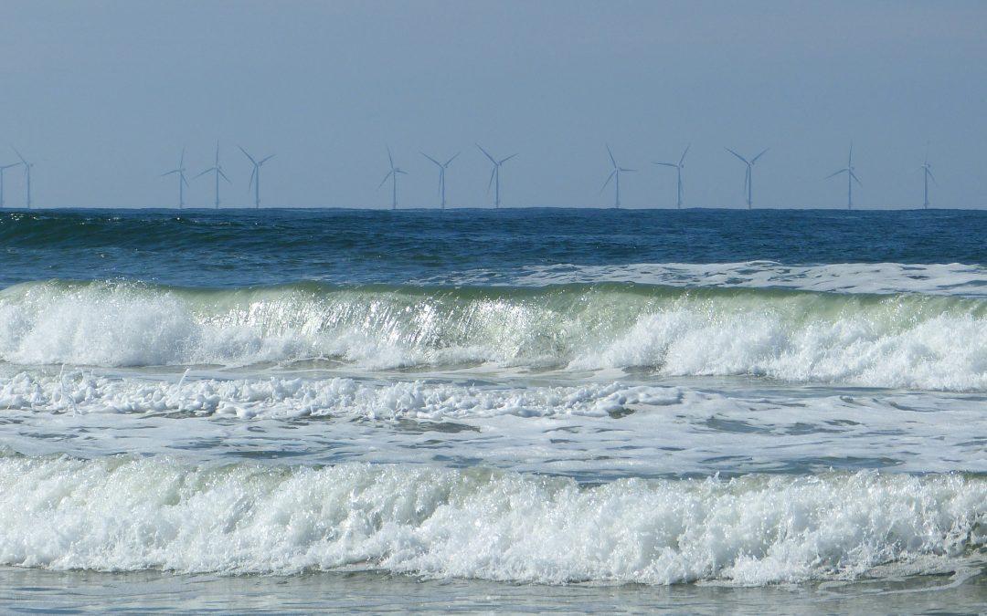 Neueinteilung der niederländischen Nordsee