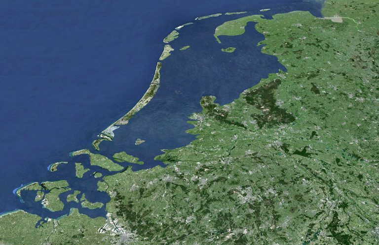 Reportage: Nederland verdrinkt en verzilt