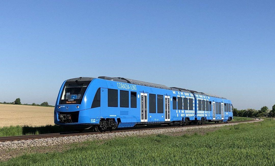 Noord360: Erstmals Wasserstoffzug erfolgreich in unserer Region getestet.