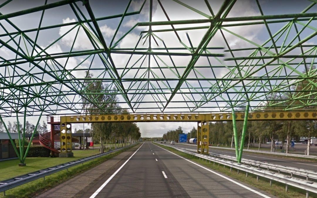 Grenze Zwischen Deutschland Und Den Niederlanden