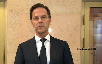 Rutte roept Duitsers op: 'Bleib zu Hause'