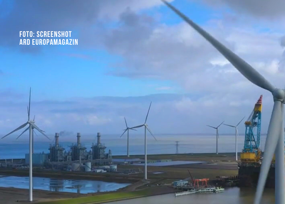 Energie: Unsere Region als Vorbild für ganz Europa