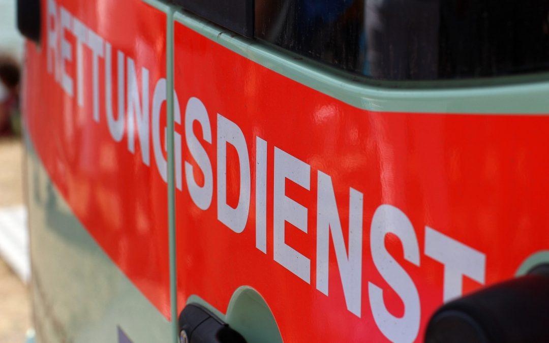 Mofafahrer stirbt bei Unfall in Grenznähe