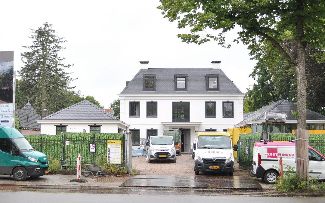 Hier wohnt Arjen Robben in Groningen