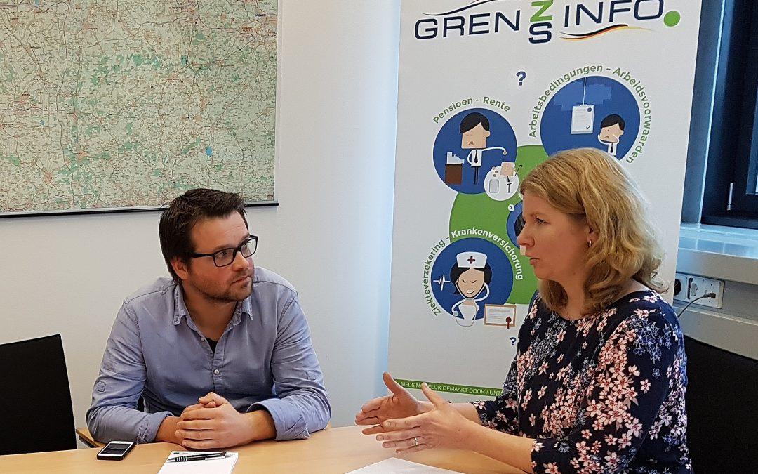 Grenzenlose Beratung: GrenzInfoPunkte können nach Finanzierungszusage ihre Arbeit fortsetzen