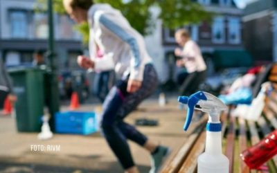 Sterke stijging aantal coronabesmettingen; 1 op 170 Nederlanders nu besmettelijk