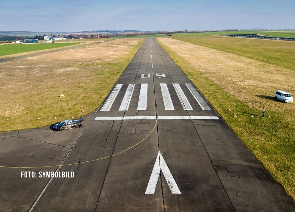 Flugzeugabsturz auf Borkum: Pilot verletzt aus Wrack gerettet