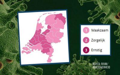 """Corona-Alarm für die Provinz Groningen – Situation jetzt """"besorgniserregend""""!"""