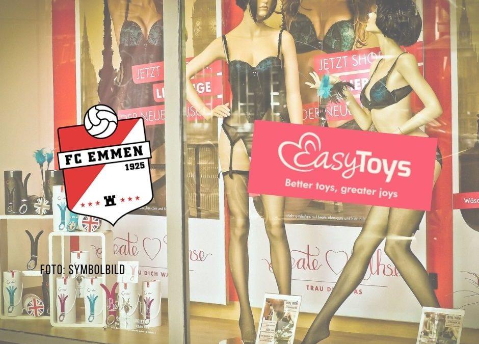 KNVB: Keine Erotikshop-Werbung auf Trikots vom FC Emmen