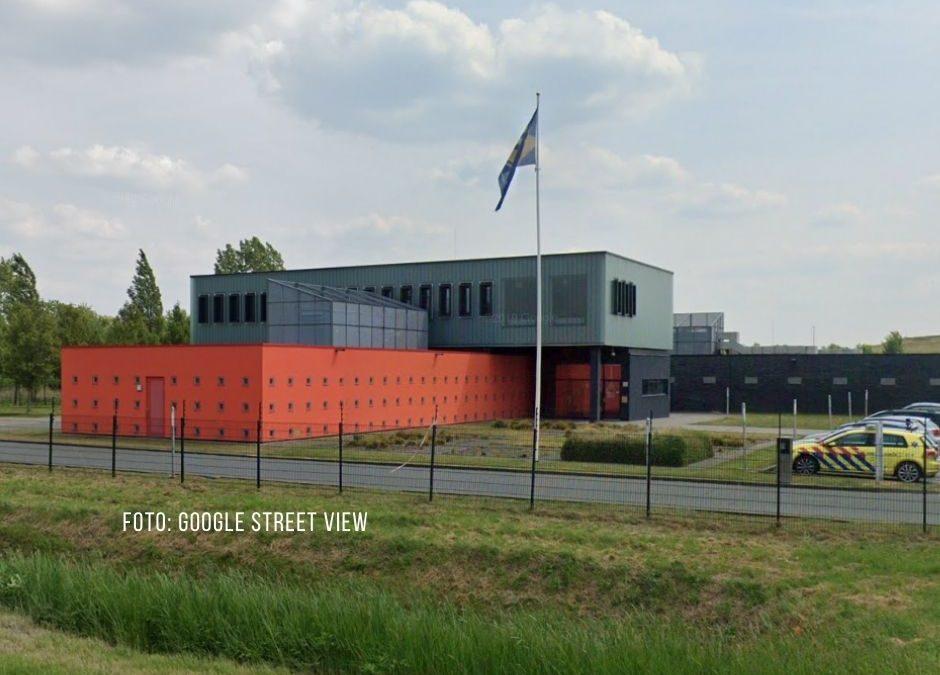 Corona im Arrestzellen-Gebäude: Häftlinge wurden verlegt