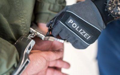 International gesuchter Straftäter an der niederländisch-deutschen Grenze gefasst