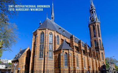Red Wednesday: kerken kleuren wereldwijd rood voor godsdienstvrijheid