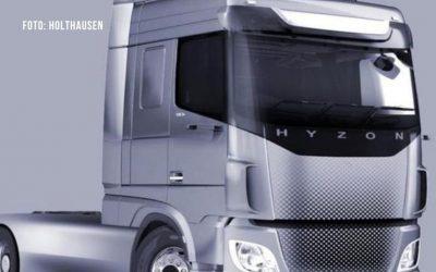 Fabriek voor 'groene vrachtwagens' in Winschoten levert duizend banen op