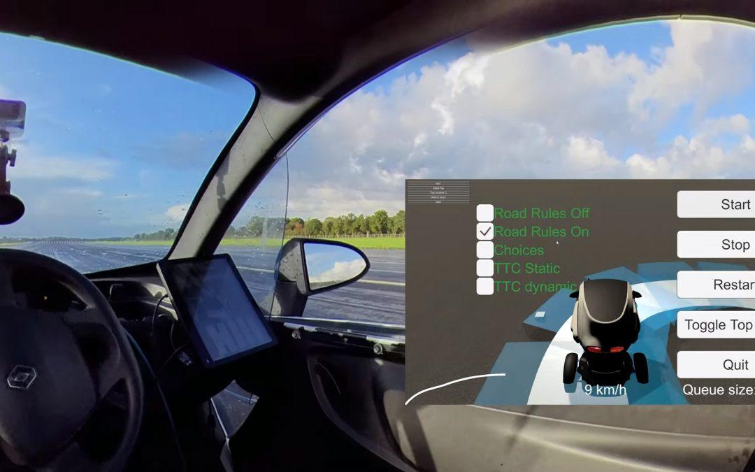 Selbstfahrende Autos: Nächster Meilenstein bei Tests auf dem Flughafen Groningen