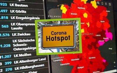 Niederlande für deutsche Verhältnisse großer Corona-Hotspot