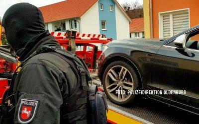 300 agenten actief bij klopjacht op criminele familie