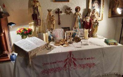 Privater Gottesdienst im Emsland aufgelöst: Pastor flüchtet