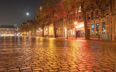 Ausgangssperre in den Niederlanden beschlossen: Ab 21.00 Uhr bleiben die Straßen leer