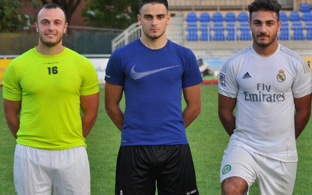 Voetbalbroers Goguadze hopen op profcontract in Georgië