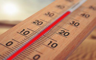 Klimawandel: Deutlicher Temperatur-Anstieg auch in unserer Region