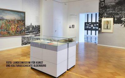 Landesmuseum Oldenburg: herinrichting expositie nazitijdperk klaar