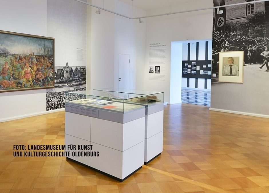 Landesmuseum: Ausstellungsräume zum Thema Nazi-Zeit erneuert