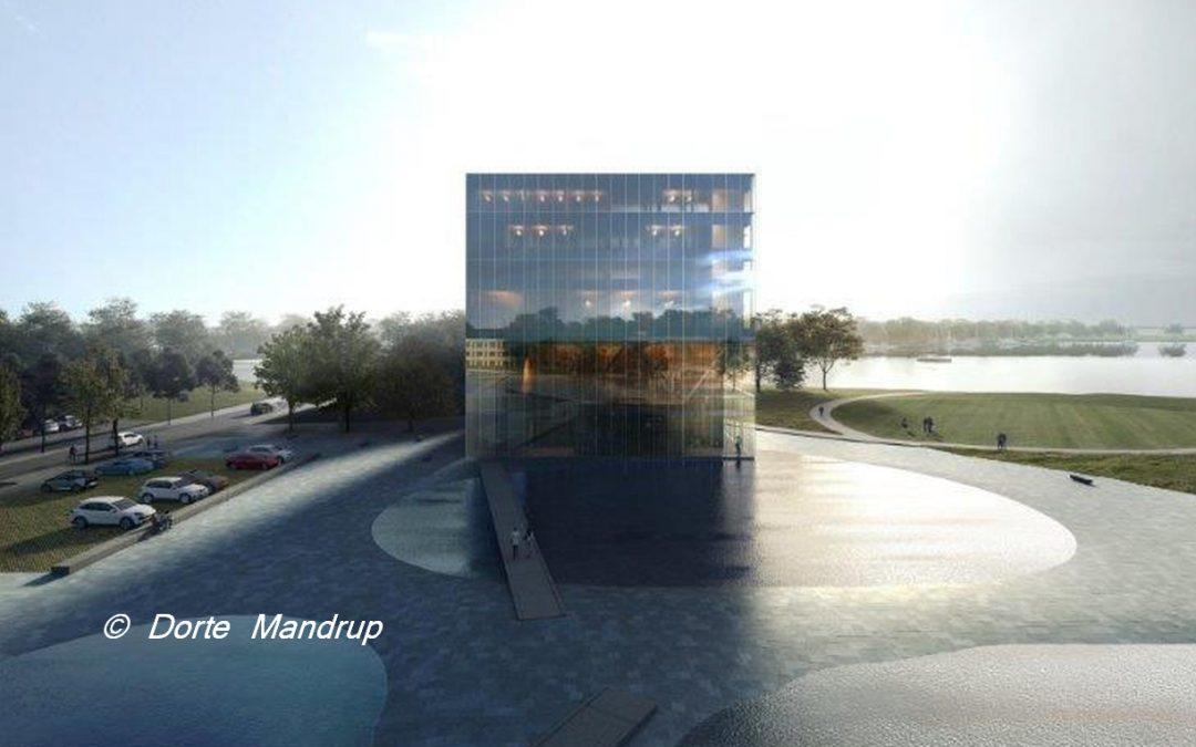 Nieuw Waddenzee-centrum in Wilhelmshaven wordt architectonisch hoogstandje