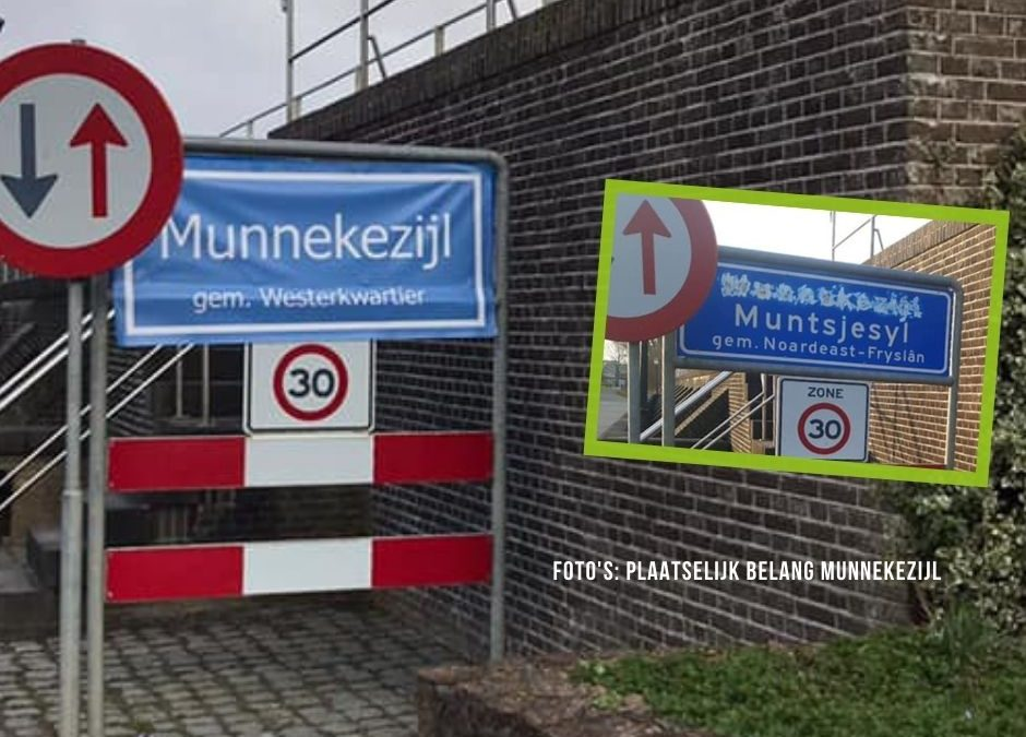 Ortsschild-Gate: Warum diese Gemeinde kurzerhand Friesland verlässt
