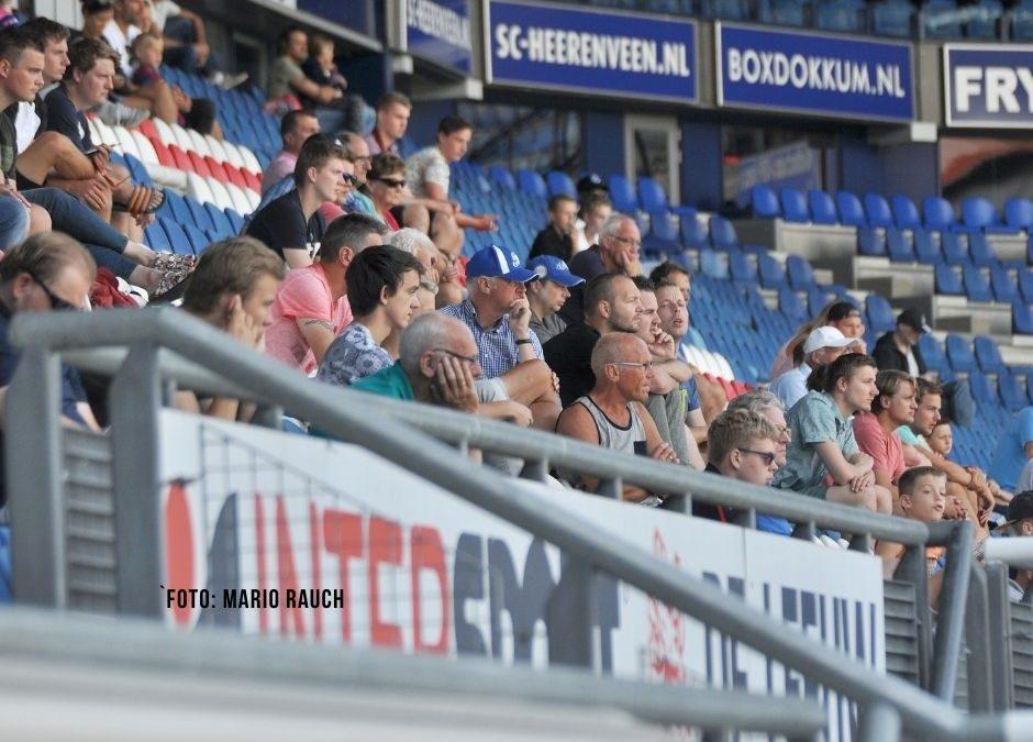 So machen die Niederlande Fußball und andere Veranstaltungen mit Publikum wieder möglich