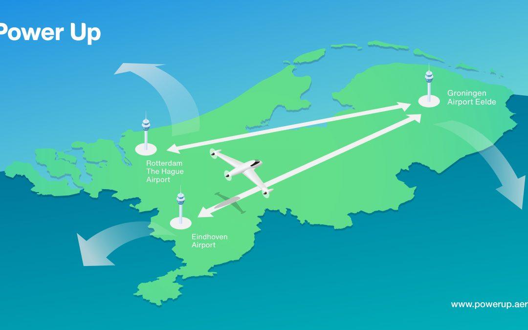 Kunnen we in 2026 elektrisch vliegen vanaf Groningen Airport Eelde?