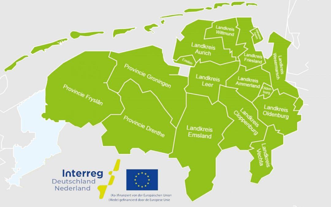 Mehr als 50 Millionen Euro EU-Förderung für die nördliche Grenzregion