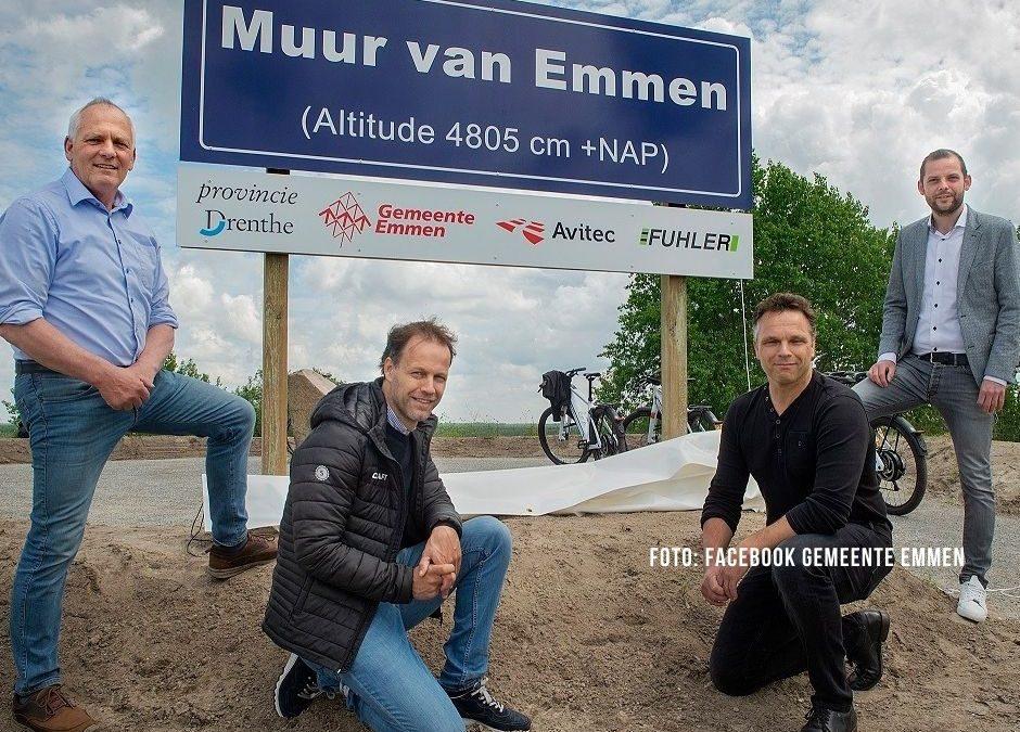 Rauf auf den Berg: Das geht jetzt auch in Emmen