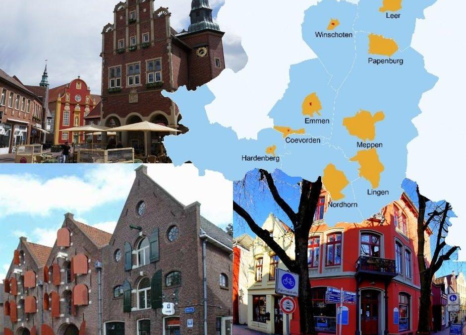 Eerste onderzoeksresultaten gepresenteerd: hoe worden binnensteden in de grensregio vitaler?