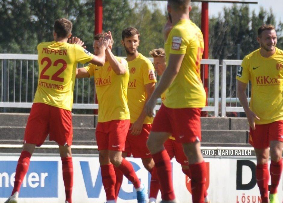 Via de achterdeur toch lijfsbehoud voor SV Meppen: voetbalclub blijft in 3. Liga