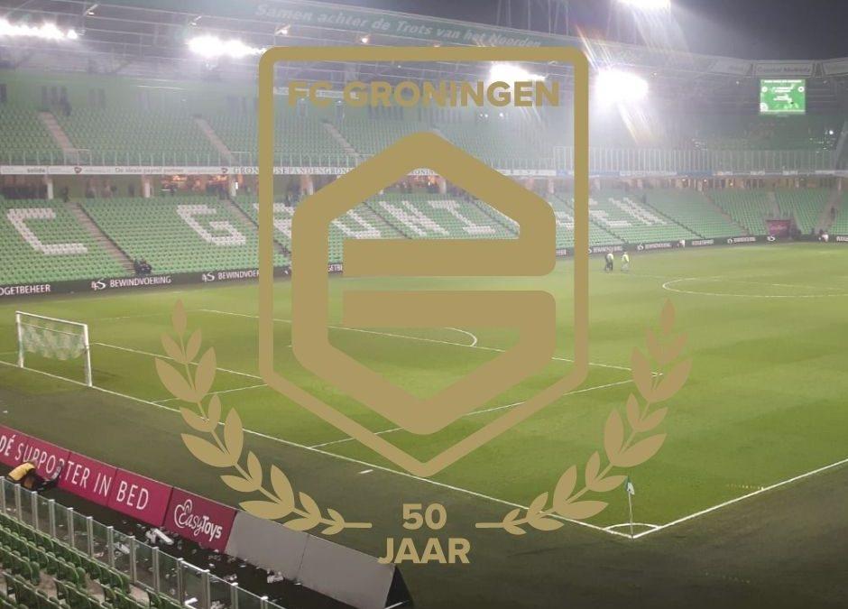 50 Jahre FC Groningen – eine Geschichte von großen Stars, Erfolgen und Rückschlägen