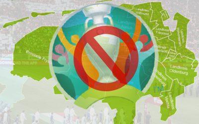 Europameisterschaft: Den Norden sucht man vergeblich