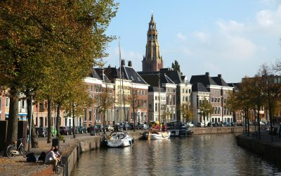Groningen hat die sauberste Luft der niederländischen Großstädte