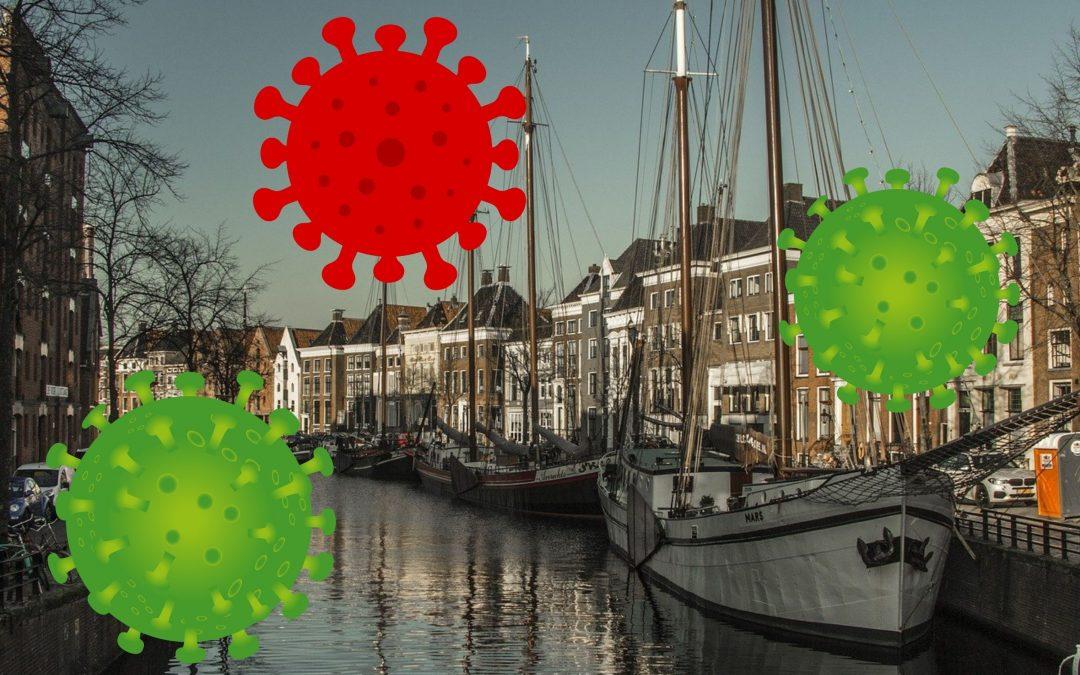 Rasant steigende Infektionszahlen: Niederlande wieder Risikogebiet