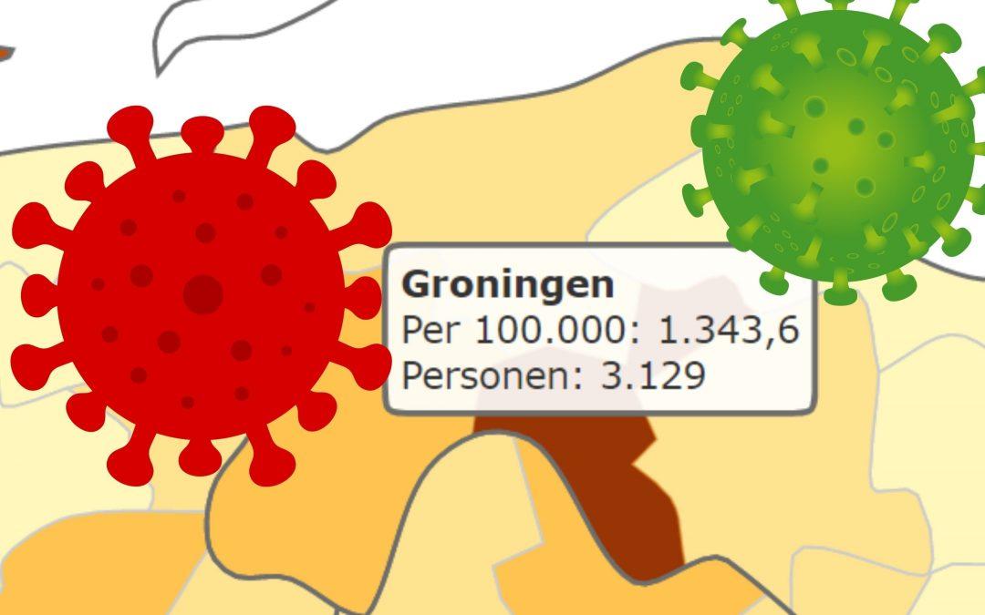 Hotspot Groningen: Corona-Zahlen in den Niederlanden explodieren