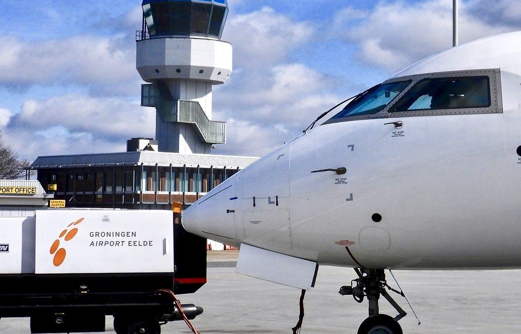 Geen vliegtuigen beschikbaar: Green Airlines schrapt vluchten vanaf Eelde