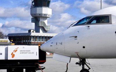 Keine Flugzeuge mehr verfügbar: Deutsche Fluglinie streicht Flüge ab Groningen Airport
