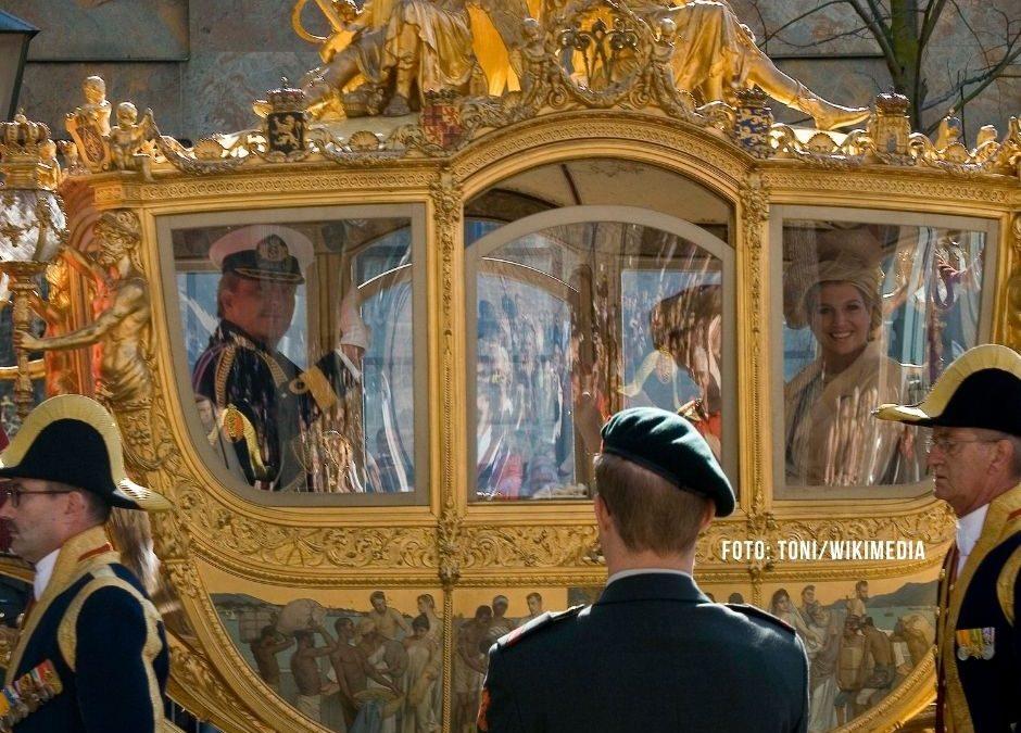 Prinsjesdag in den Niederlanden: Was passiert dort heute eigentlich?