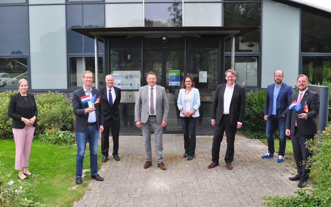 Permanente RUG-locatie in Papenburg is nieuwe mijlpaal voor grensoverschrijdend onderzoek