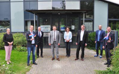 Meilenstein in der grenzübergreifenden Forschung: Uni Groningen bekommt dauerhaften Standort in Papenburg